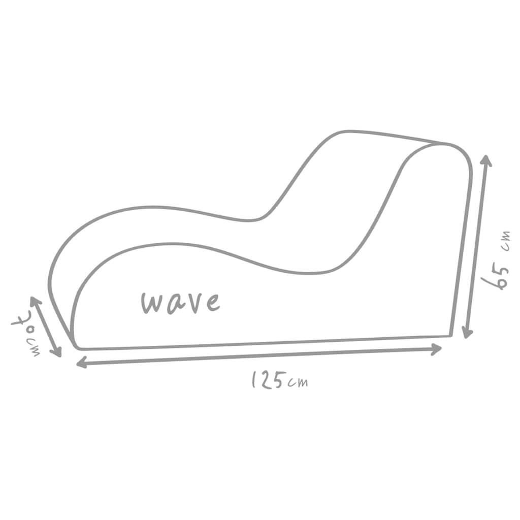 OUTBAG Sitzsack »Wave Plus«