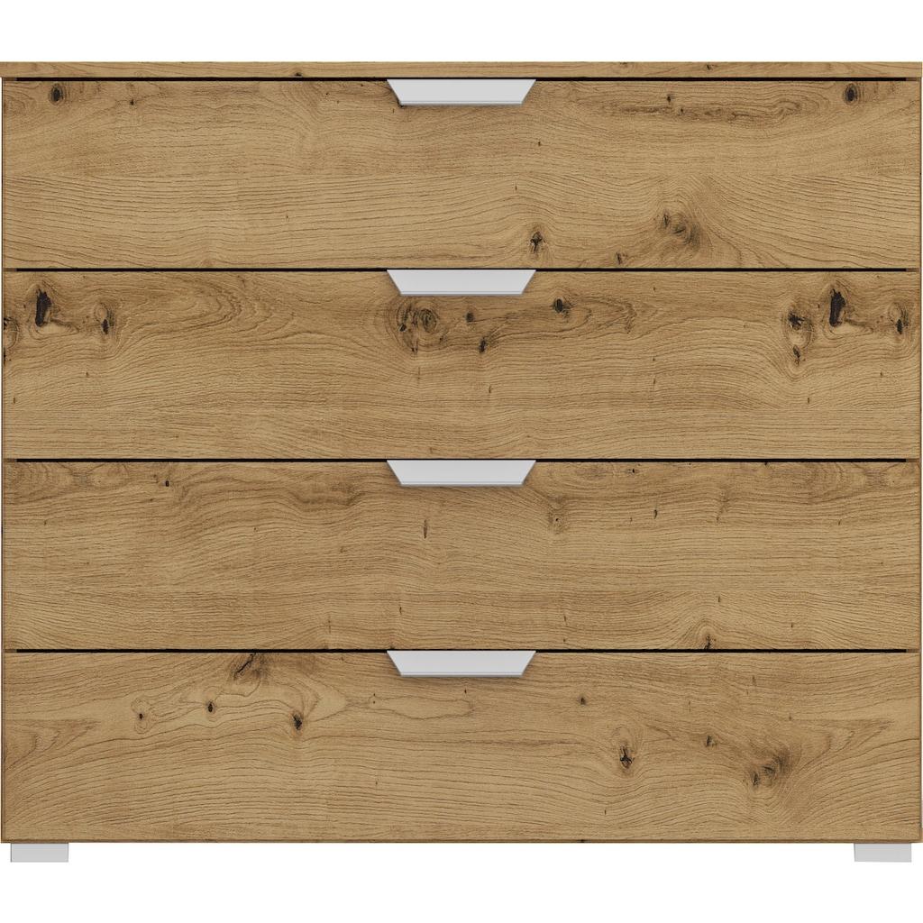 rauch ORANGE Schubkastenkommode »Loki«, inkl. Filzboxen-Set