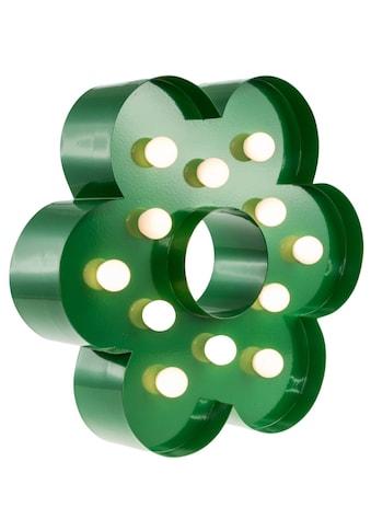 MARQUEE LIGHTS LED Dekolicht »Blume«, 1 St., Warmweiß, Wandlampe, Tischlampe Flower... kaufen
