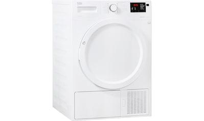 BEKO Wärmepumpentrockner DE 8433 PA0, 8 kg kaufen