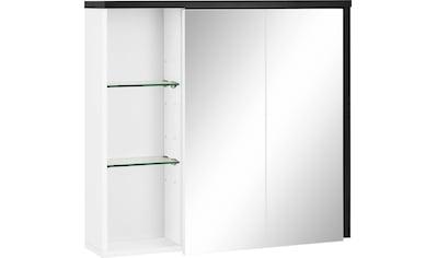 WELLTIME Spiegelschrank »Sigma«, Breite 80 cm kaufen
