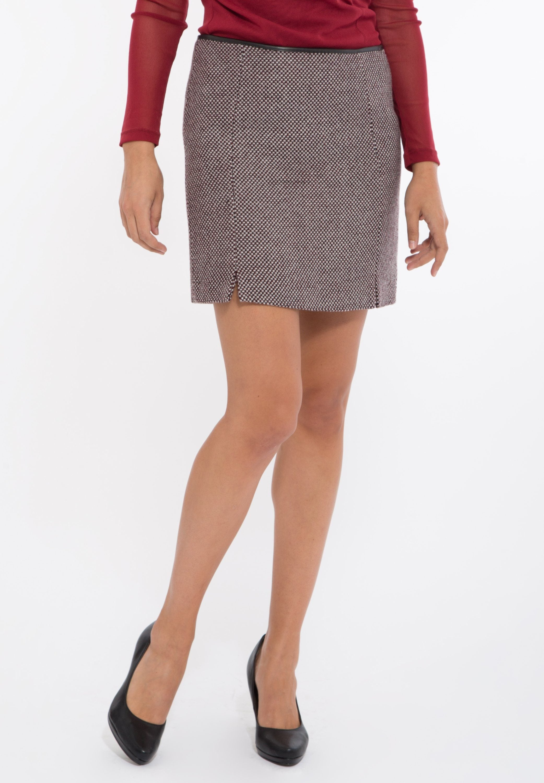 Mexx Minirock | Bekleidung > Röcke > Miniröcke | Rot | Wolle | Mexx