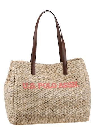 U.S. Polo Assn Shopper »ITHACA«, mit Logo Stickerei kaufen
