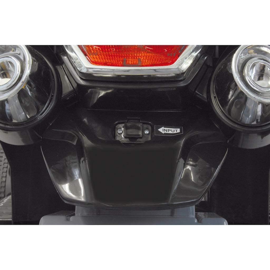 Jamara Elektro-Kinderauto »Ride-On ElektroKinderquad«, ab 3 Jahren, bis 25 kg