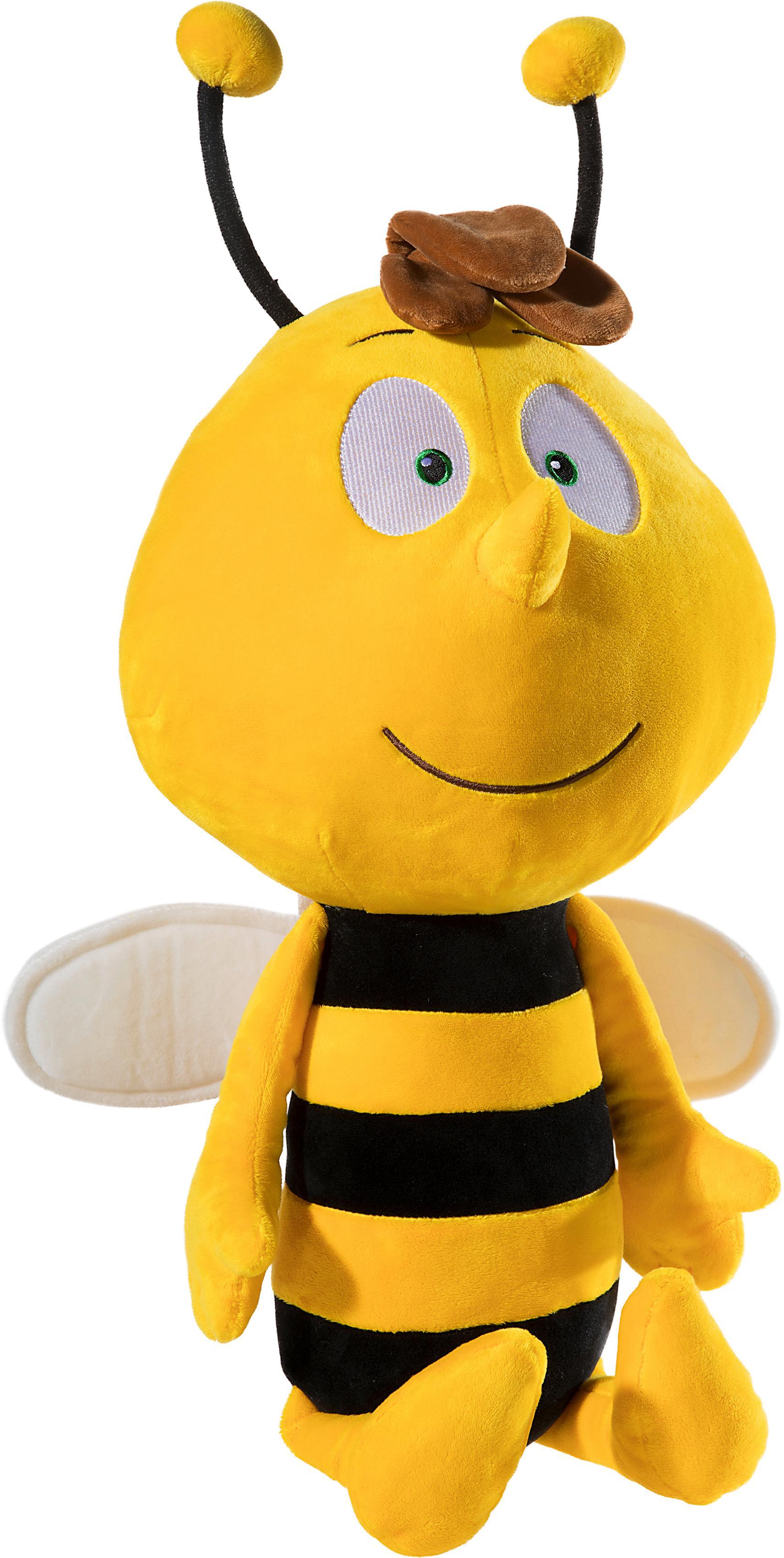 """Heunec Plüschfigur """"Biene Willi 75 cm"""" Kindermode/Spielzeug/Kuschel- & Plüschtiere/Plüschtiere"""