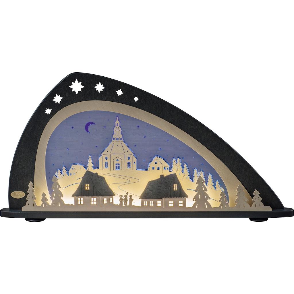 Weigla Lichterbogen »Seiffen«, in 3D Optik