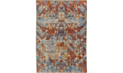 SCHÖNER WOHNEN-Kollektion Teppich »Mystik 211 WM«, rechteckig, 7 mm Höhe, Vintage... kaufen