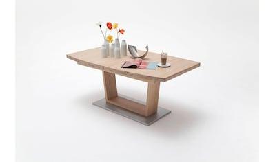 MCA furniture Esstisch »Cantania B«, Massivholztisch mit Auszugsfunktion kaufen