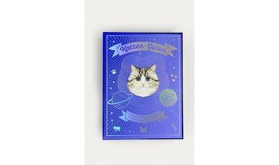 Laurence King Spiel »Orakelkarten Katzen-Gurus« kaufen