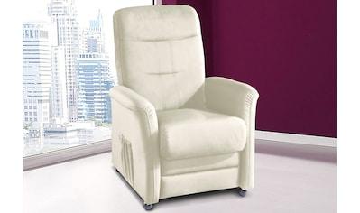 sit&more TV-Sessel, wahlweise mit Motor und Aufstehhilfe kaufen
