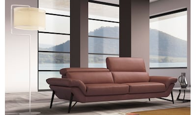 Egoitaliano 2,5-Sitzer »Narcisa«, mit verstellbaren Kopfstützen kaufen