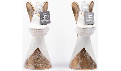Fabriano Kerzenhalter »Engel Isabella« (Set, 2 Stück) kaufen