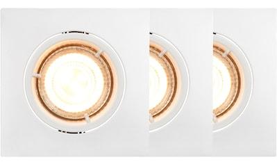 Nordlux Smarte LED-Leuchte »Carina Smartlight«, GU10, 3 St., Farbwechsler, Nordlux... kaufen