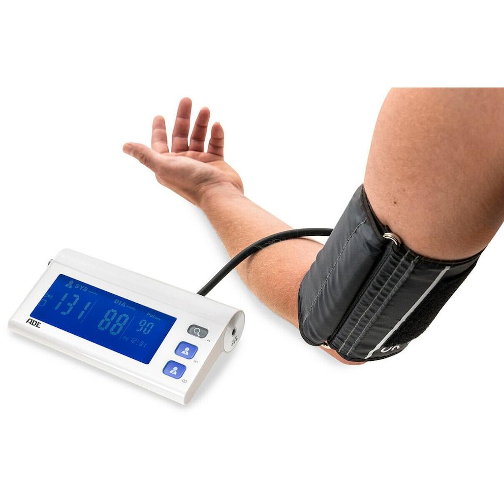 ADE Oberarm-Blutdruckmessgerät »BPM 1601 FITvigo«, automatische Messung, mit App