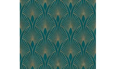 living walls Vliestapete »New Walls 50's Glam Art Deco Optik«, Barock kaufen