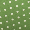 Delindo Lifestyle Tischdecke »POLKA«, Pünktchendruck, mit Spitze eingefaßt