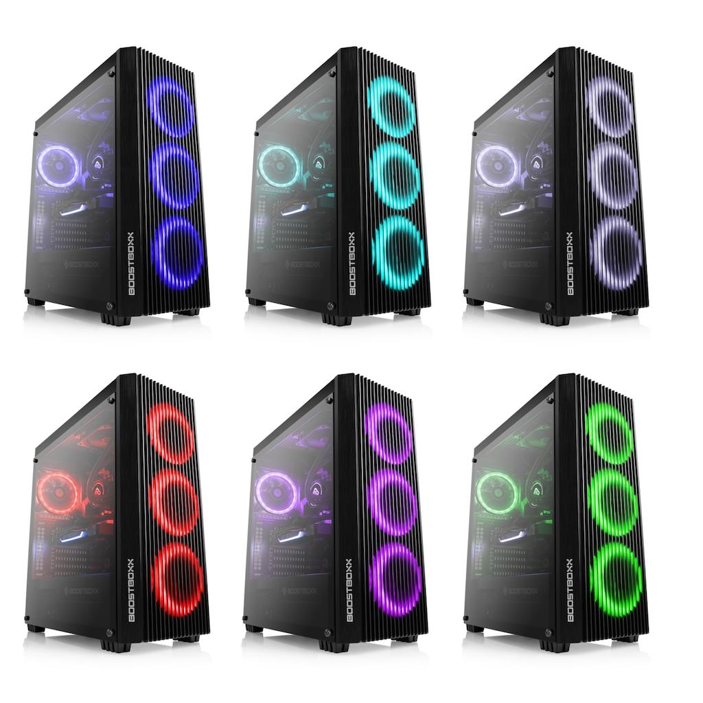 CSL Gaming-PC »HydroX T9612 Wasserkühlung«