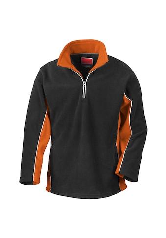 Result Fleecepullover »Tech3 Herren Sport Fleece - Pullover / Fleece - Oberteil, wasserabweisend, winddicht, Antipilling« kaufen
