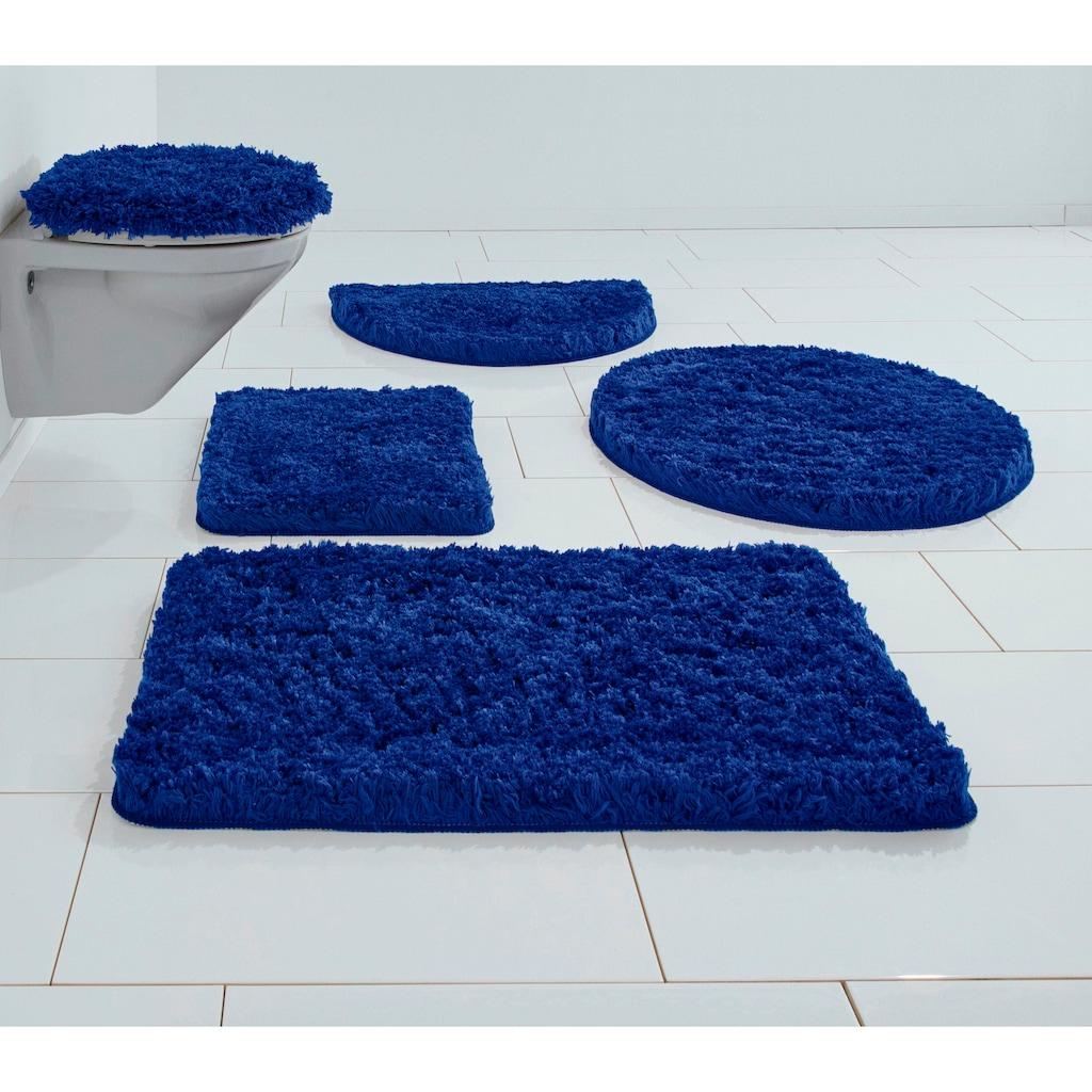 Guido Maria Kretschmer Home&Living Badematte »Micro exclusiv«, Höhe 55 mm, strapazierfähig, democratichome Edition
