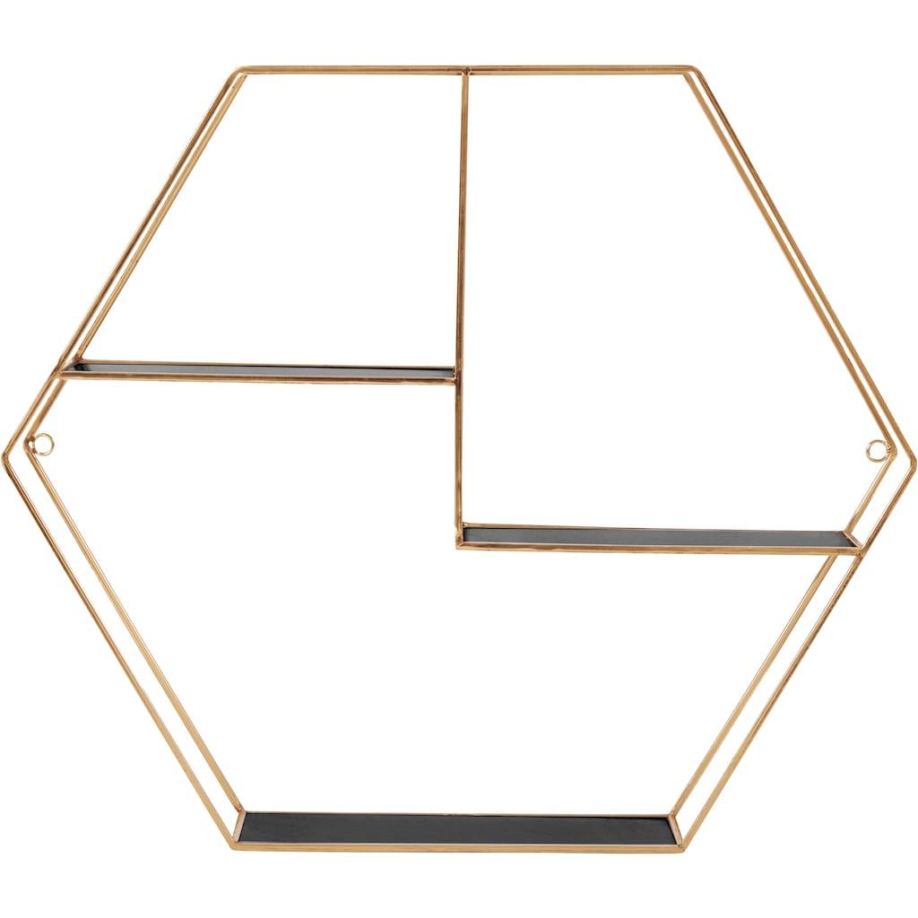 """Leonique Wandregal """"Hexagon"""""""