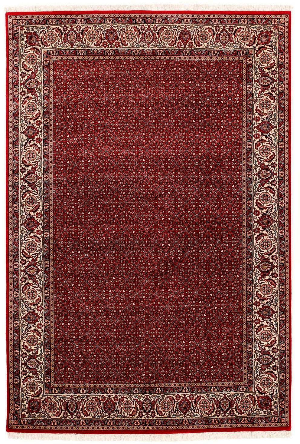 Teppich Sultan Herati OCI DIE TEPPICHMARKE rechteckig Höhe 5 mm manuell geknüpft