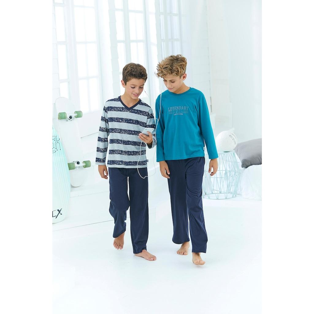 le jogger® Pyjama, in langer Form