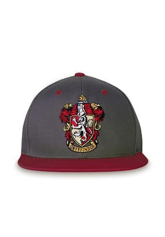 LOGOSHIRT Snapback Cap »Harry Potter – Gryffindor«, mit lizenziertem Originaldesign kaufen