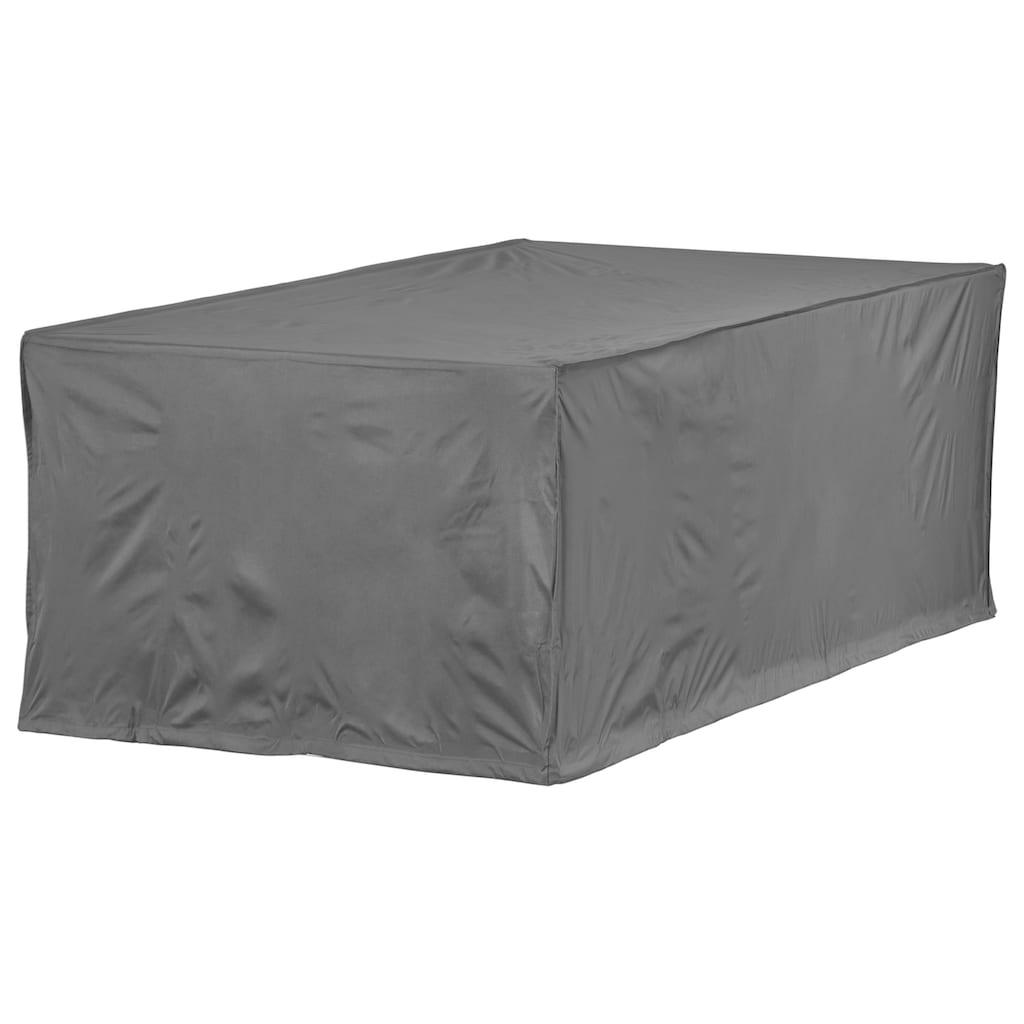 KONIFERA Gartenmöbel-Schutzhülle »Keros«, für Loungeset, (L/B/H): ca. 170x170x75 cm