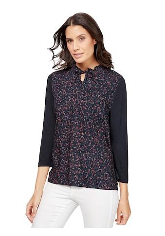 Inspirationen Blusenshirt mit Rüschen kaufen