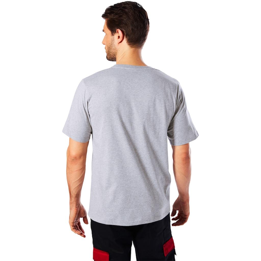 Dickies T-Shirt »Northwood«, aus 100% Baumwolle