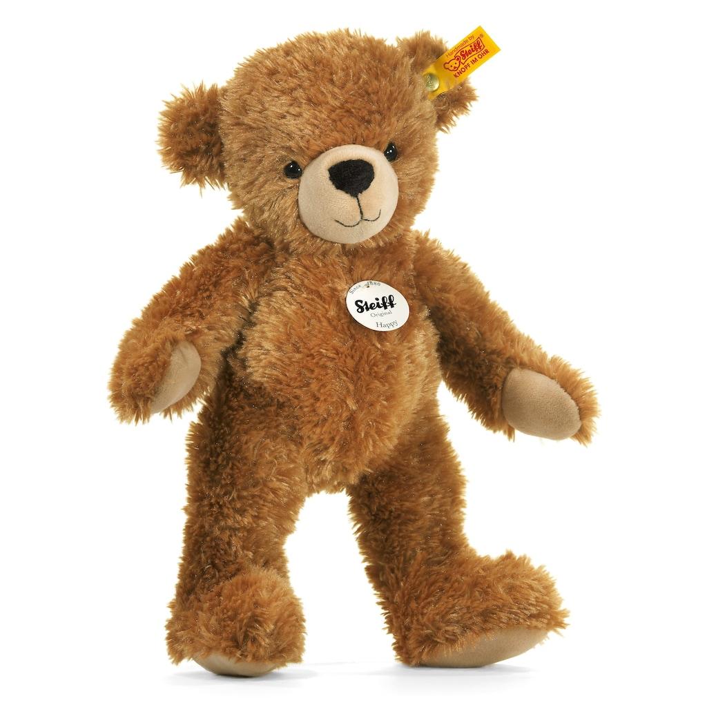 Steiff Kuscheltier »Happy Teddybär, braun, 40 cm«