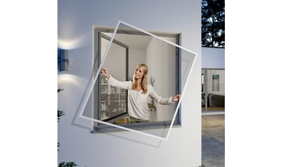 Windhager Insektenschutz-Fenster »FlexiFit«, BxH: 130x150 cm kaufen