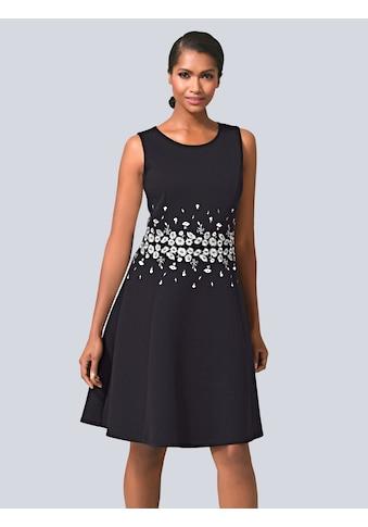 Alba Moda Kleid mit Stickerei kaufen
