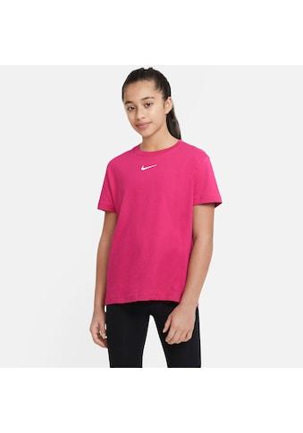 Nike Sportswear T-Shirt »NIKE SPORTSWEAR TEE BIG GIRLS« kaufen