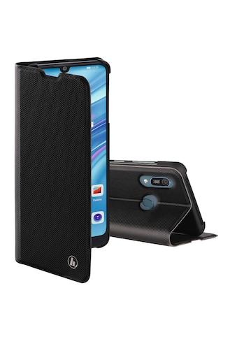 """Hama Smartphone-Hülle »Smartphone-Booklet«, """"Slim Pro"""" für Huawei Y6s, Schw kaufen"""