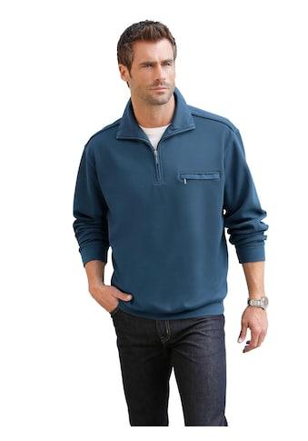Hajo Sweatshirt mit Reißverschluss kaufen
