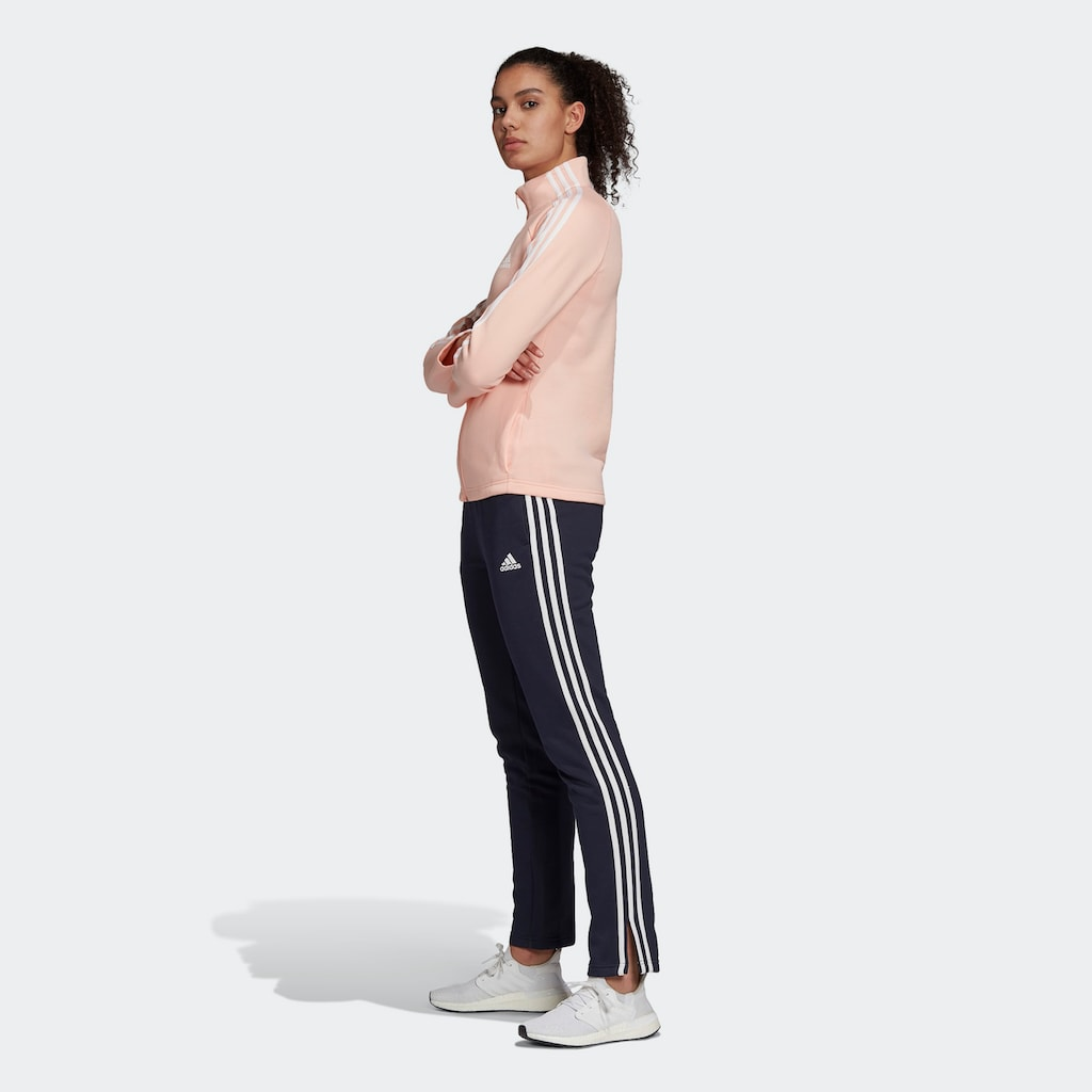 adidas Performance Trainingsanzug »FLEECE«, (Set, 2 tlg.)