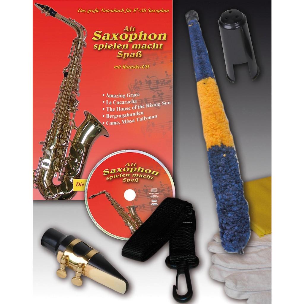 Clifton Saxophon »Eb-Alt«, mit Koffer