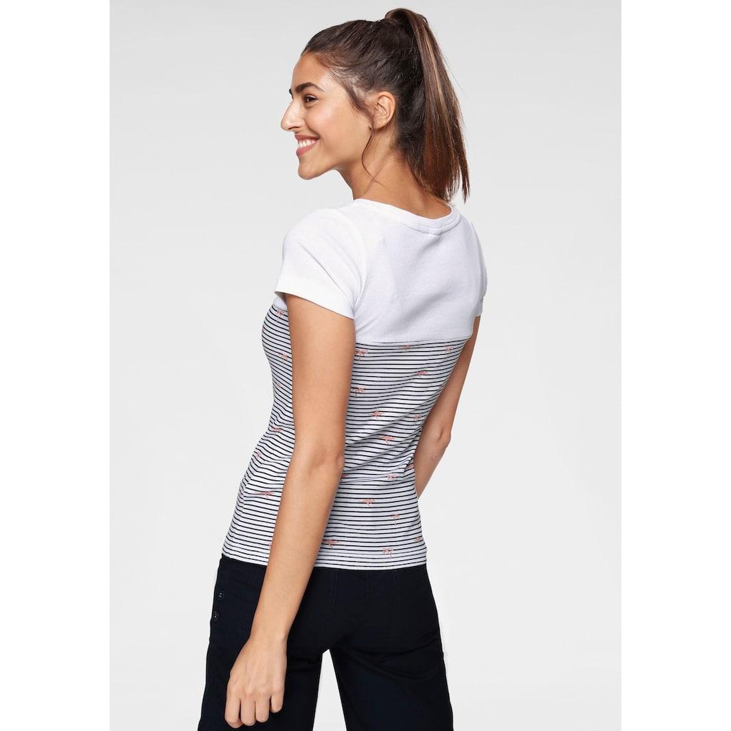 KangaROOS T-Shirt, mit verschiedenen Prints