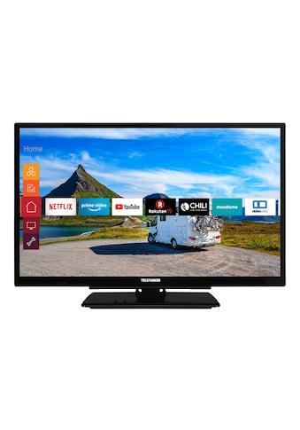"""Telefunken LED-Fernseher »XF22G501V«, 55 cm/22 """", Full HD, Smart-TV kaufen"""