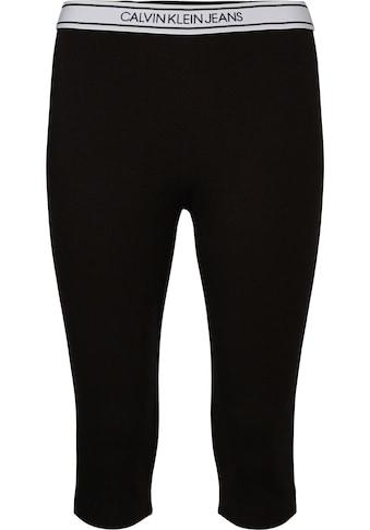 Calvin Klein Jeans Caprileggings »MILANO CAPRI PANT« kaufen
