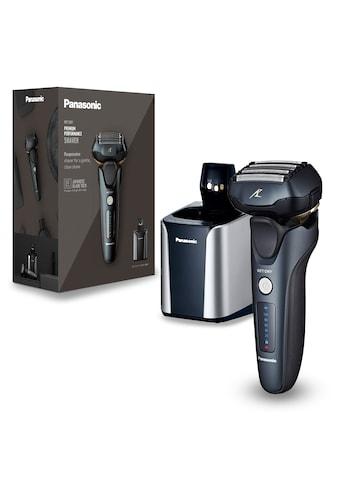 Panasonic, Elektrorasierer ES - LV97 - K803, Clean&Charge - Station, ausklappbarer Langhaarschneider kaufen