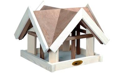 dobar Vogelhaus, BxTxH: 37x37x30 cm kaufen