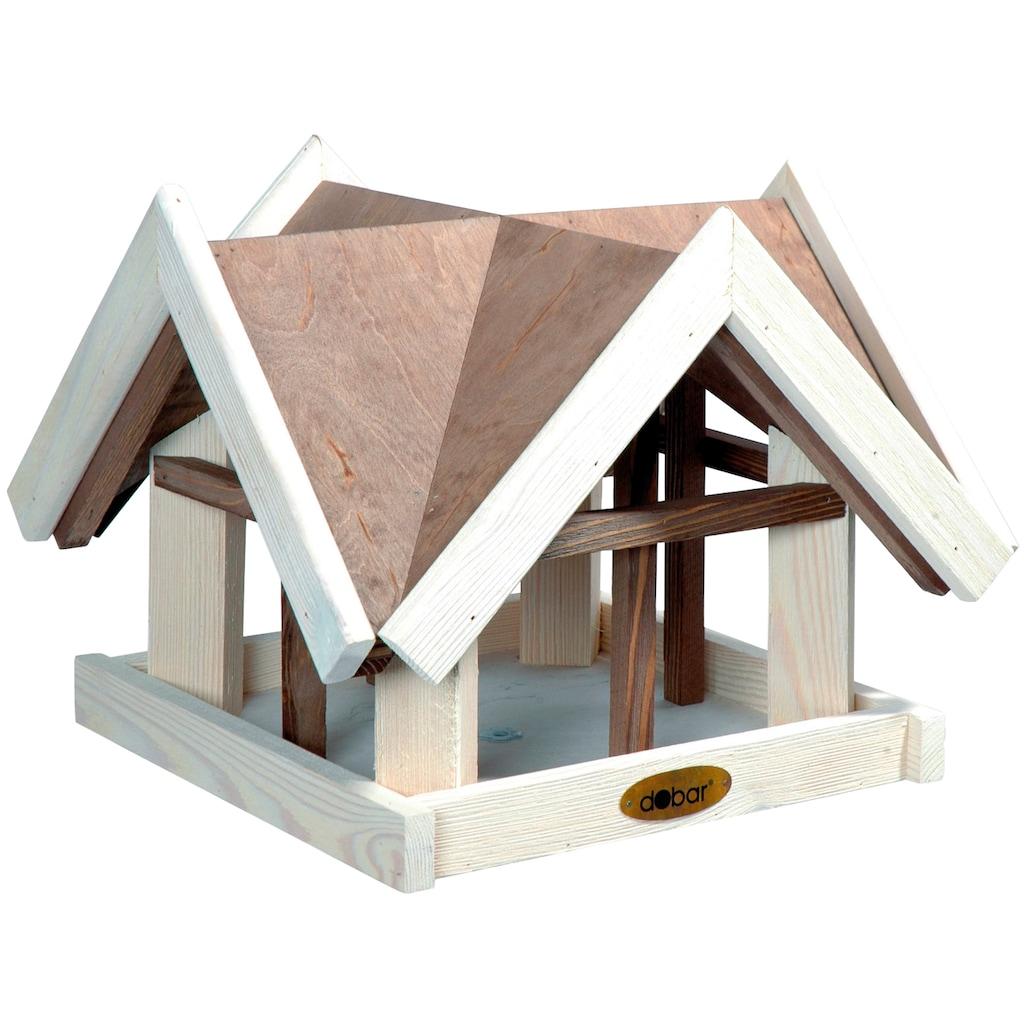 dobar Vogelhaus, BxTxH: 37x37x30 cm
