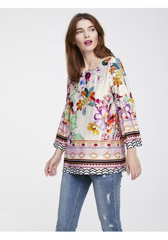 Jeans Aleria im Used - Look kaufen
