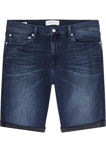Calvin Klein Jeans Jeansshorts »SLIM SHORT« kaufen