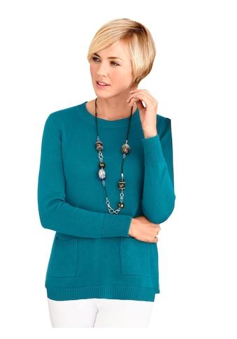 Casual Looks Pullover sorgfältig passgenau gestrickt kaufen