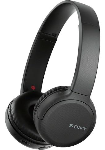 Sony On-Ear-Kopfhörer »WH-CH510«, Bluetooth kaufen
