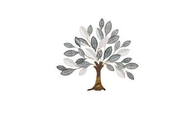 Wanddeko opulenter Baum kaufen
