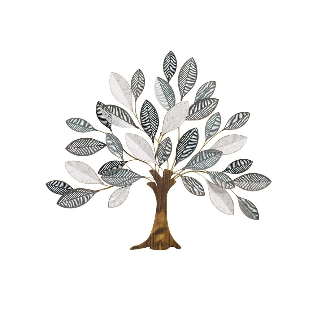 Wanddeko opulenter Baum